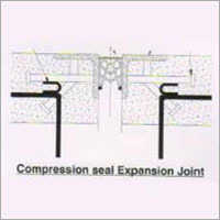 Compression Seal Expansion Joint