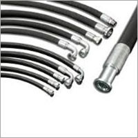 VARIETY OF HOSES INCLUDING HYDRAULIC HOSE WITH END FITTINGS