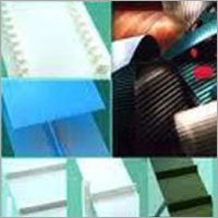 INDUSTRIAL BELTS OF PVC & PU