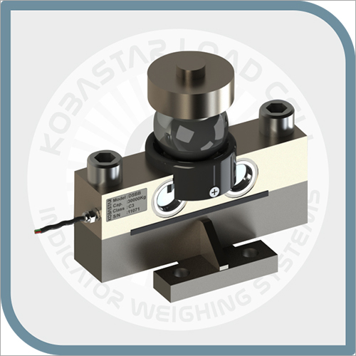 Double Shear Beam Load Cell