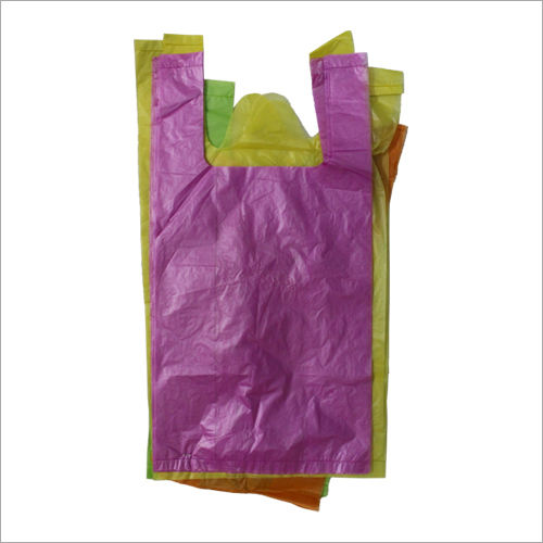 U Cut Polythene Bag