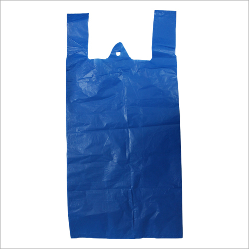 W Cut Polythene Bag