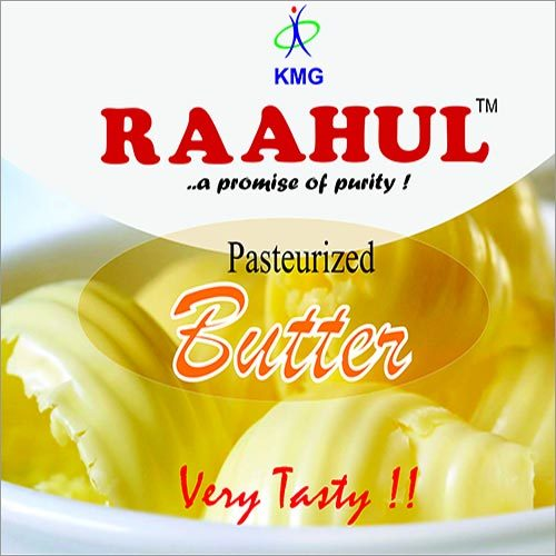 Pasteurized Cream Butter