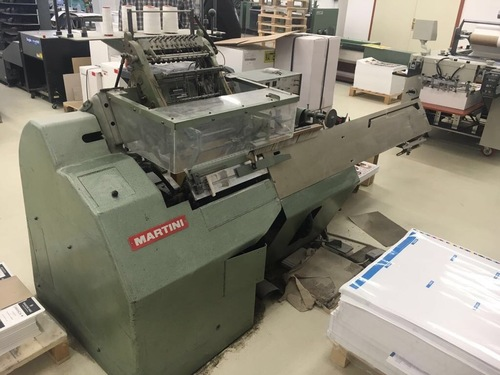 Muller Martini 3257 sewing machine