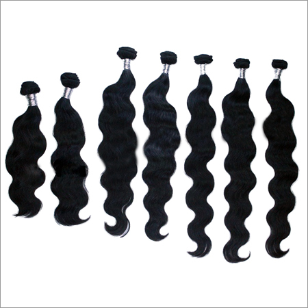 Machine Weft Virgin Hair