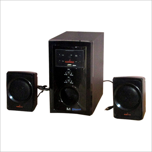 Wired speaker system