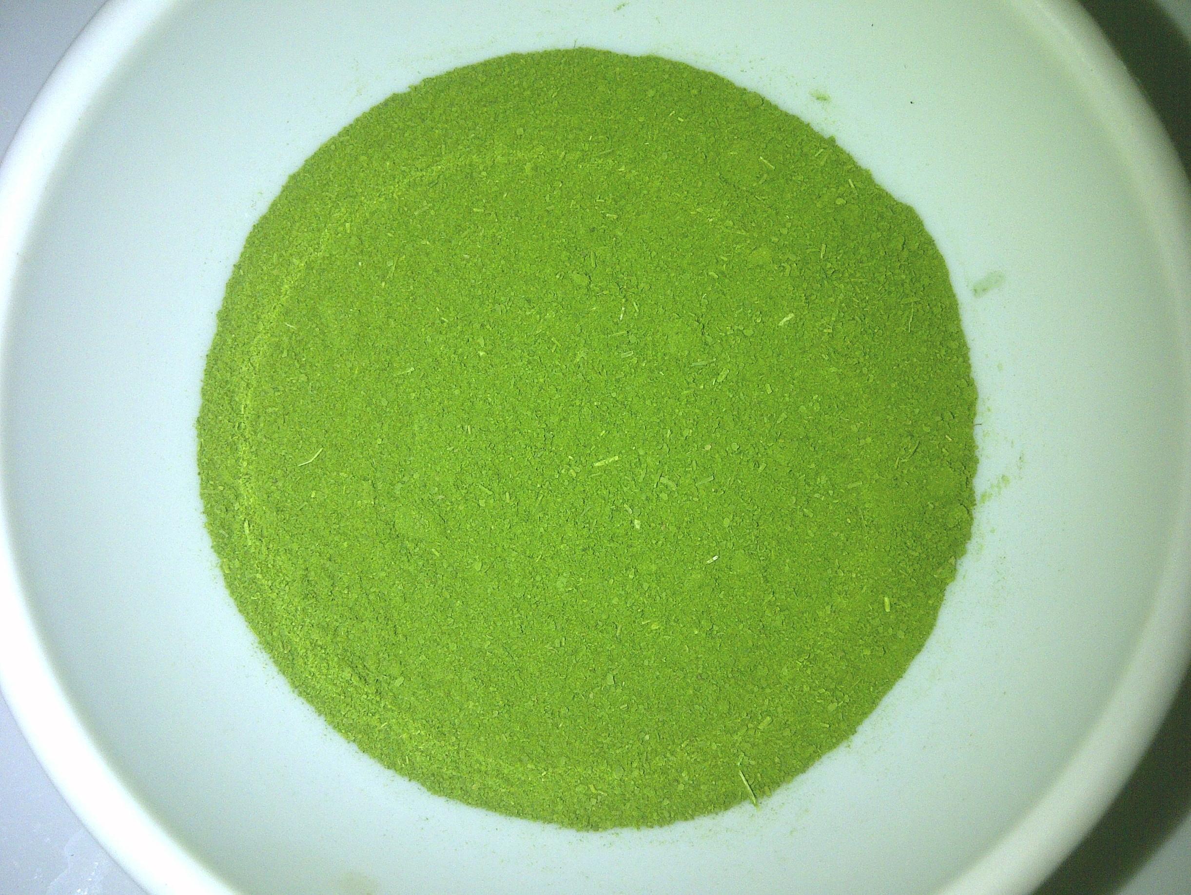 Organic Moringa Oleifera Leaves Powder