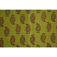 Bagh On Maheshwari Fabric