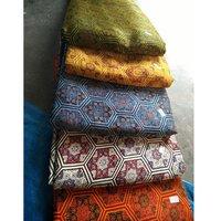 Ajrakh - Cotton Fabric