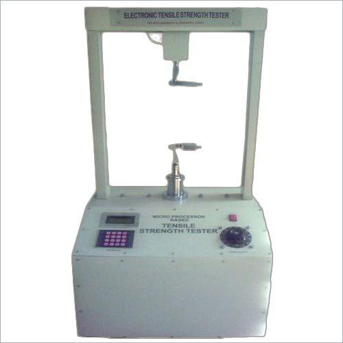 Tensile Strength Tester (Vertical Model)
