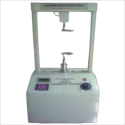 Tensile Strength Tester (Vertical Model)