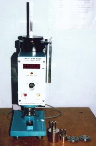 Smoothness & Porosity Tester (Gurley Type)