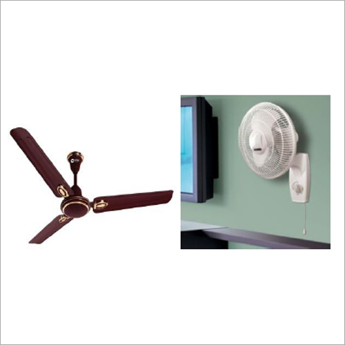 Ceiling Fan or Wall Mounted Fan