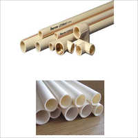 Cpvc Pipe or  Pvc Conduite Pipe