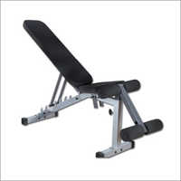 Utility Bench With Leg Extension