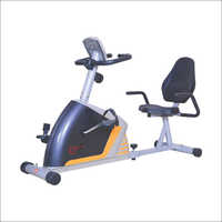 Recumbent Cardio Exercise Bike