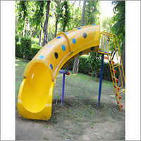 Open Tube Slide