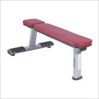 Flat Excercise Bench