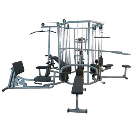 8 Station Multi Gym Equipment