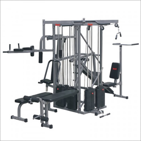 10 Station Gym Equipment