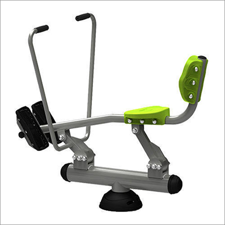 Outdoor Rowing Machine