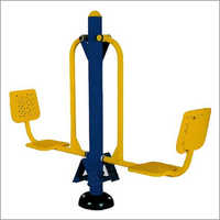 Single Leg Press (Outdoor)