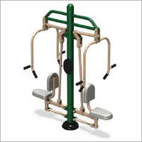 Double Chest Press