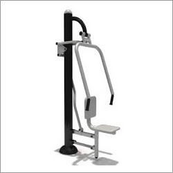 Chest Press Single (Outdoor)