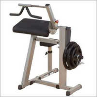 Bicep Tricep Machine Plate Loaded
