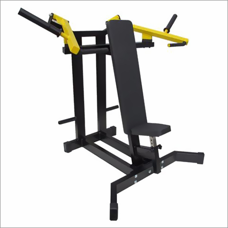 Shoulder Press with Plate Loaded