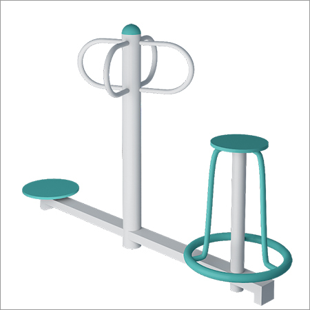 Standing And Sitting Twister (Outdoor)