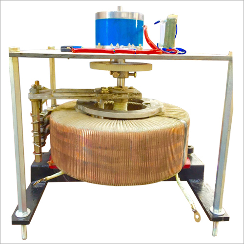 Motorized Variac Transformer