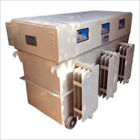 3 Phase Oil Cooled Servo Voltage Stabilizer