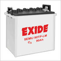 Batteries For Electric Locomotives And Electric Multiple Units