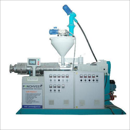 HDPE Pipe Extruder Machine