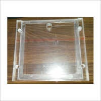 Cover Glass (Dust Collector)