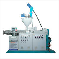 Pipe Extruder Machine