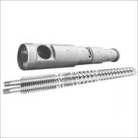 PVC Pipe Screw Barrel