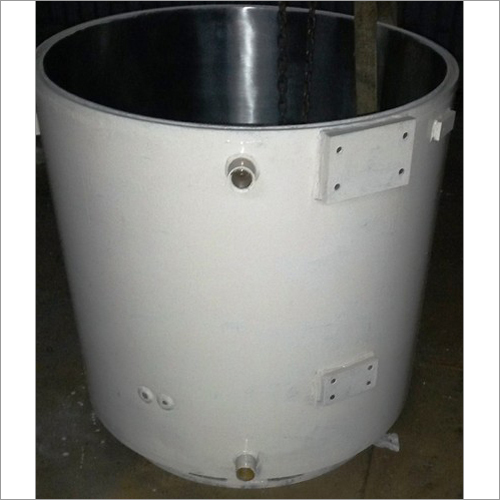 Heater Vessels for Mixer Cooler
