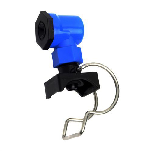 Spray Nozzle With Clamp