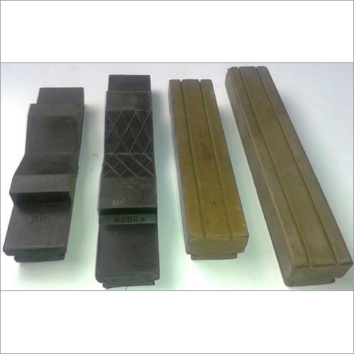 Flat Type Rubber Pad