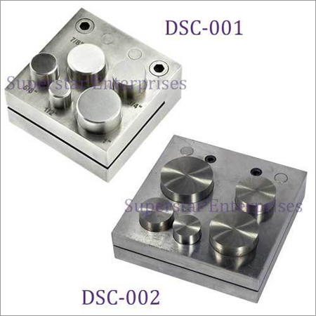 5pc Disc Cutter Set