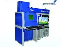 4 Process Diamond Laser Cutting Machine