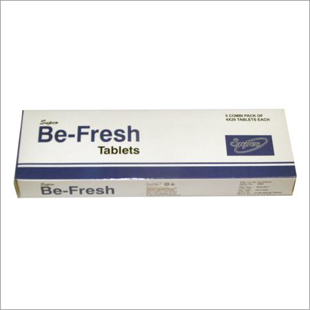 Ayurvedic Tablet