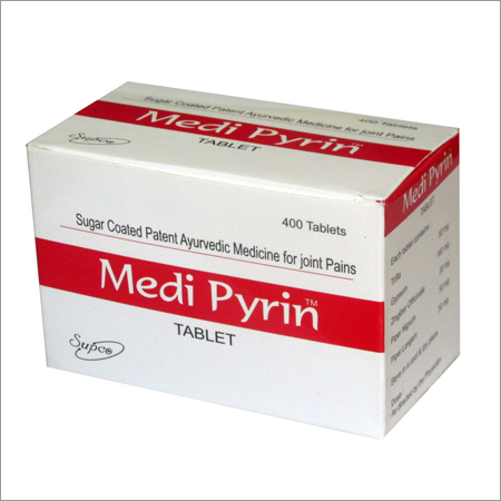 Medi Pyrin Tablets