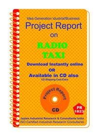 Radio Taxi Project Report ebook