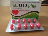 Ubiquinone Softgel Capsules