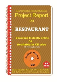 Restaurant II establishment Project Report ebook