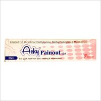 Acky Painout Gel