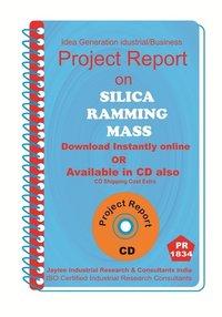 Silica Ramming Mass(scrap melting in furnaces) PR ebook